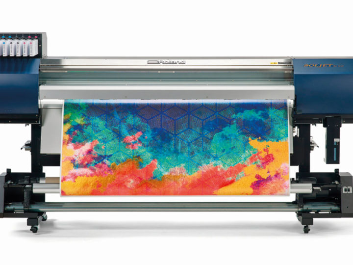 Compatible wallcovering for new Roland EJ-640 DECO printer