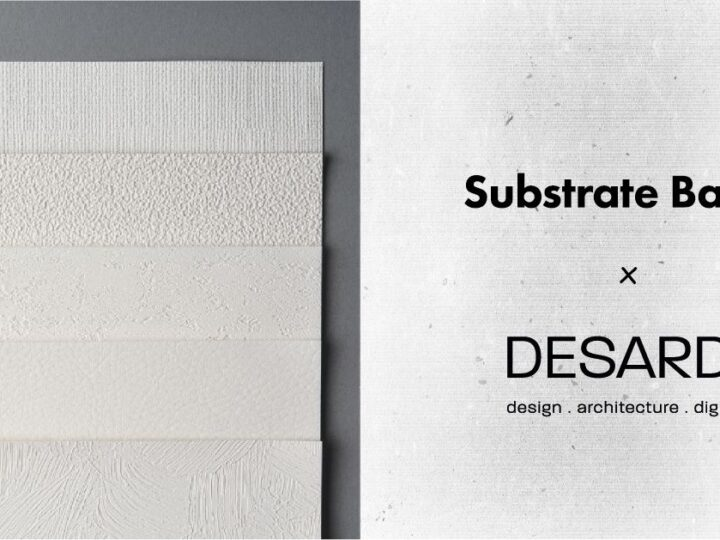 Find DESARDI wallcovering at Substrate Bank