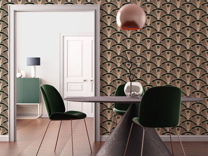 Trending styles in digital wallpaper printing