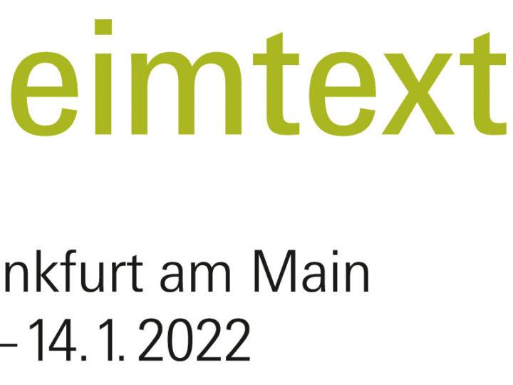 DESARDI confirms participation Heimtextil 2022